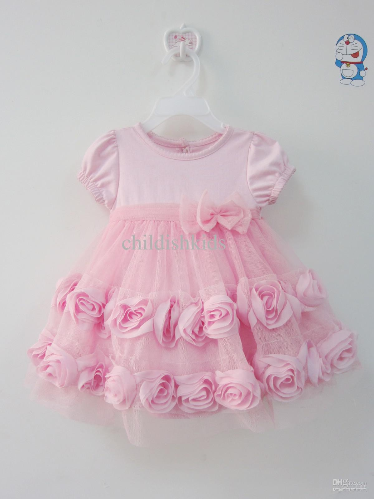 Shop our luxurious collection of designer baby dresses, with something suitable for every occasion. From sunny day dresses for wearing in warmer weather, to stunning special occasion dresses for parties and weddings, find the perfect dress for your little one.