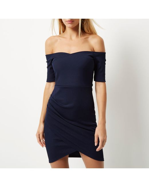 Bardot Skater Dress River Island - 20 Best Ideas 2017