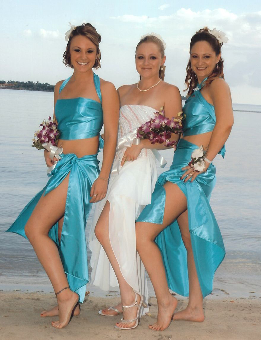Various Colors For Beach Bridesmaid Dresses Pictures To Pin On