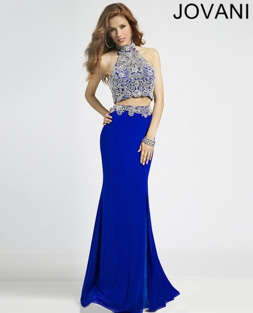 Beautiful Two Piece Prom Dresses Amp Style 2017 2018