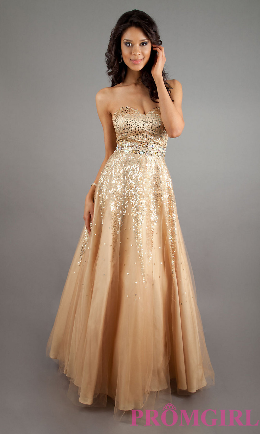 Black And Gold Ball Dress – Beautiful And Elegant – Always ...