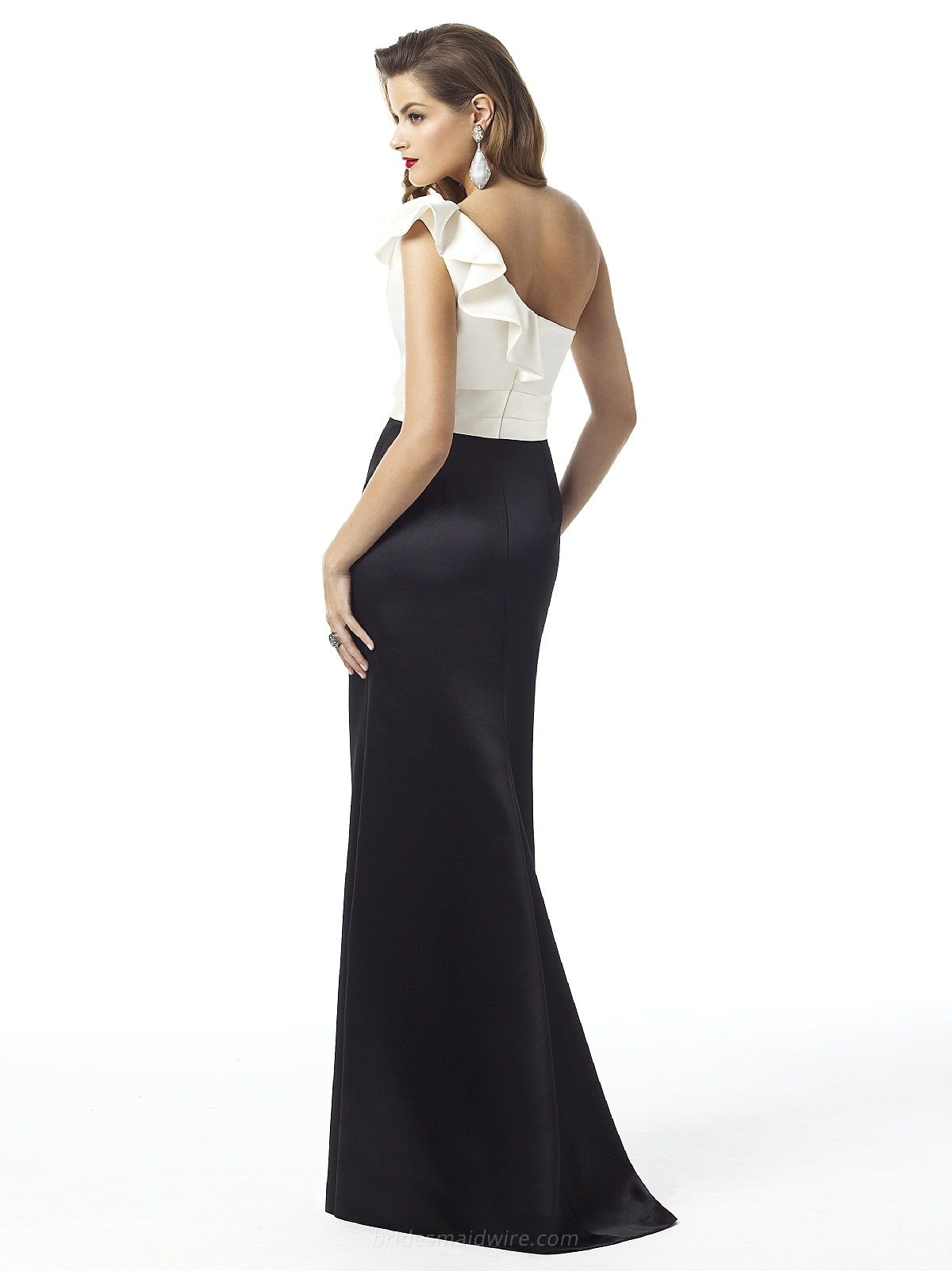 Black And White Full Length Dress And 10 Great Ideas ...