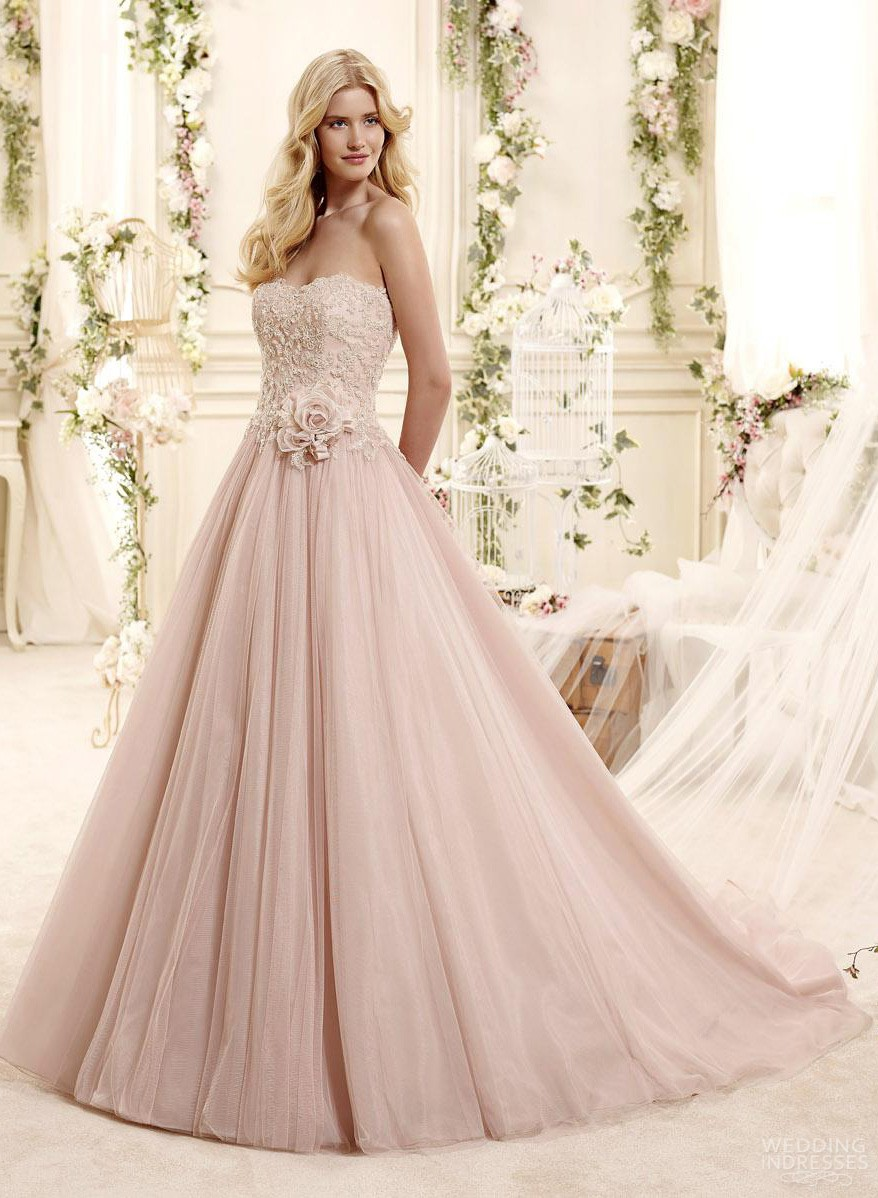 Blush Tone Bridesmaid Dresses And Review Clothing Brand ...