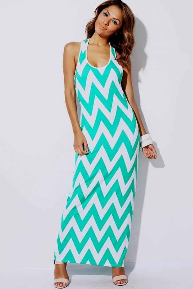 Chevron Plus Size Dress - Guide Of Selecting