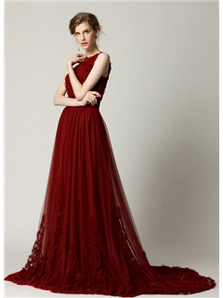 Classic Long Evening Dresses & How To Look Good 2017-2018