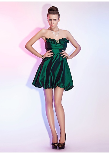 Dark Green Occasion Dress And Best Choice – Always Fashion