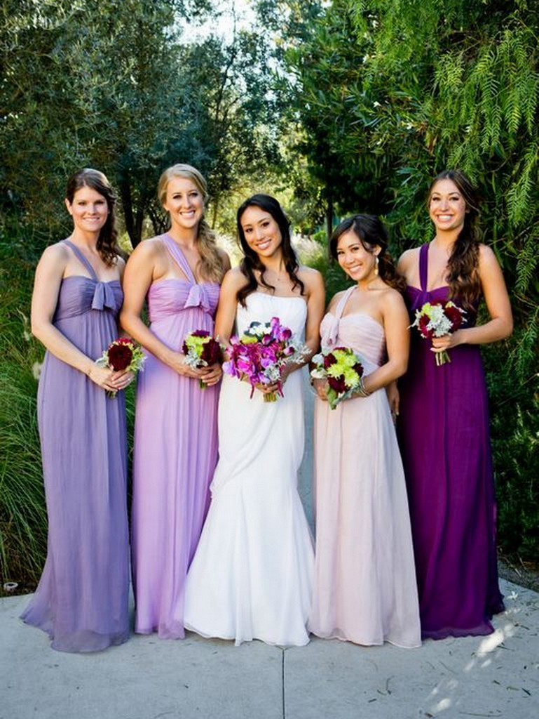 Bridesmaid different dresses same color images braidsmaid dress bridesmaids dresses different styles same color gallery bridesmaid dresses same color different style image collections bridesmaid ombrellifo Choice Image