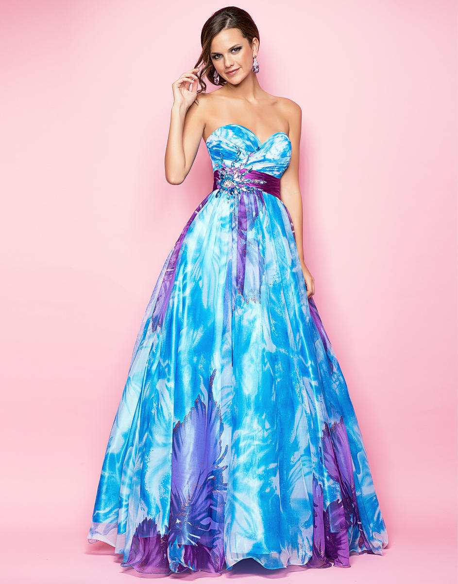 Fine Pink And Purple Prom Dress Images - All Wedding Dresses ...