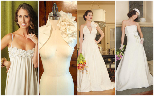 Eco Bridal Gowns And Perfect Choices