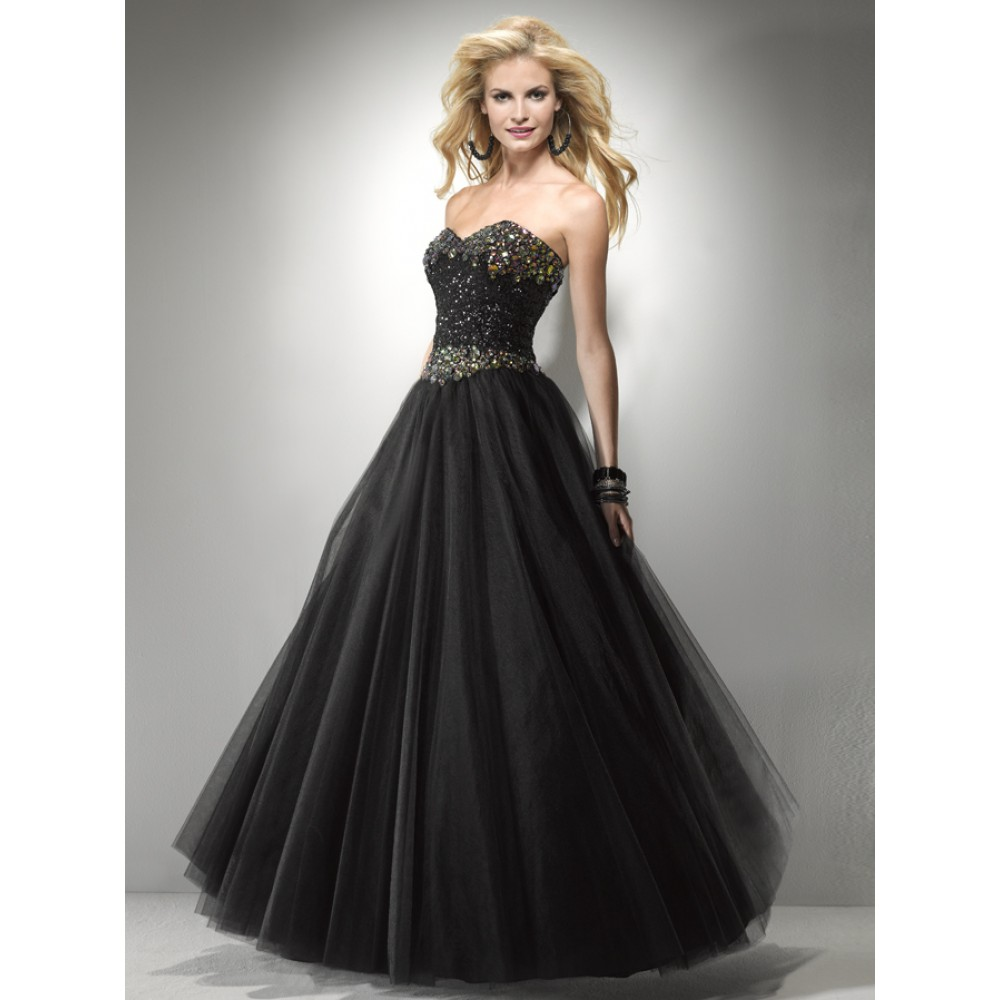 Elegant black bridesmaid dresses 35 images 2017 2018 for Black designer wedding dresses