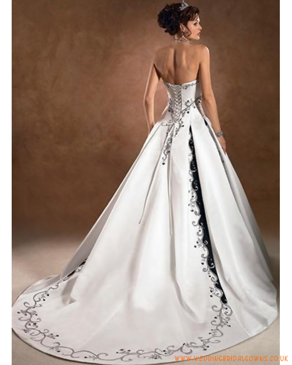 Elegant formal dresses uk things to know always fashion for Black designer wedding dresses