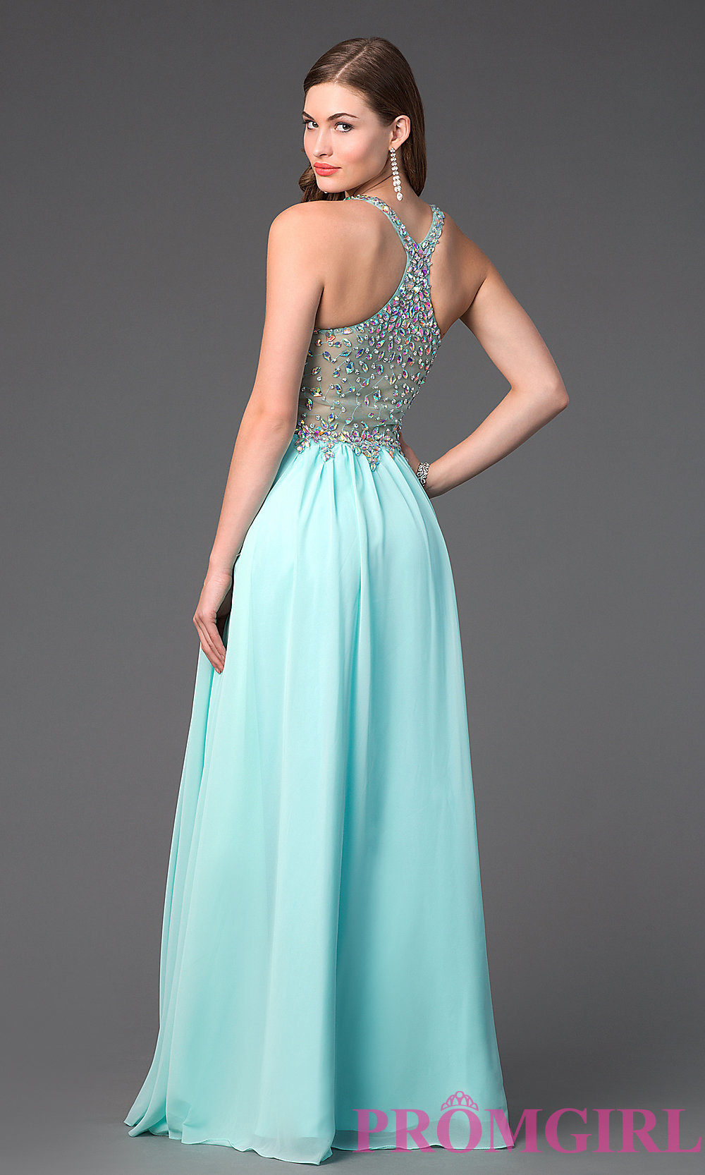 Attractive Calista Prom Dresses Sketch - Womens Dresses & Gowns ...