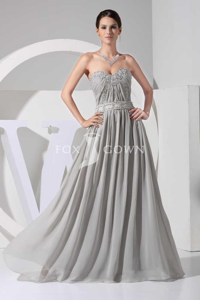 ScelleBridal Chiffon Off Shoulder Ruched Bridesmaid Dresses Long Formal Promgown