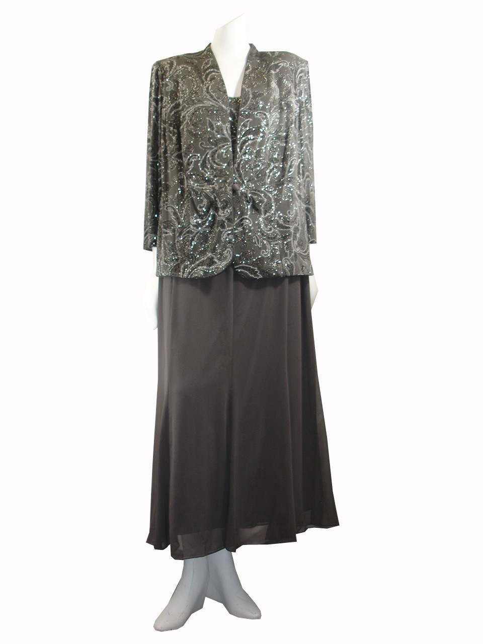Formal Dresses With Jackets Plus Size : Always In Style ...
