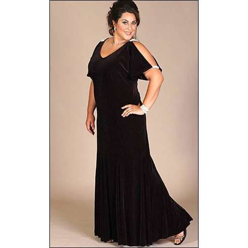 Plus Size Evening Cocktail Dresses Heartpulsar