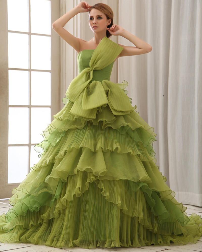 Gown Green & Best Choice