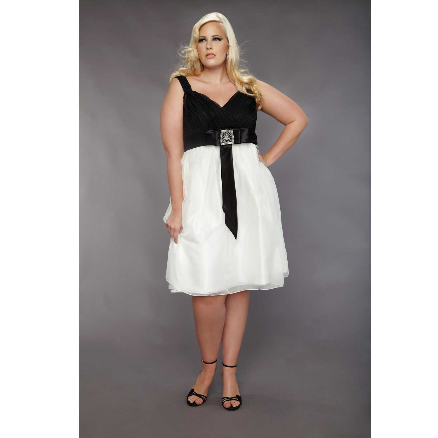 Graduation Dresses Plus Size White And Review Clothing Brand ...