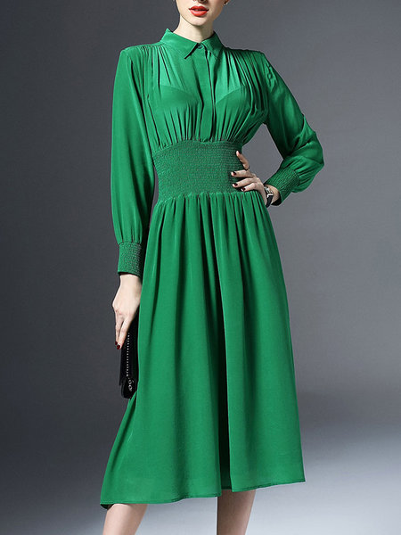 Green Simple Dress & 35+ Images 2017-2018