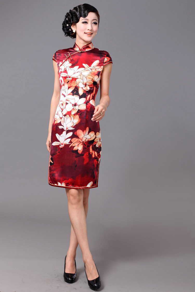japanese silk dress � always in fashion for all occasions