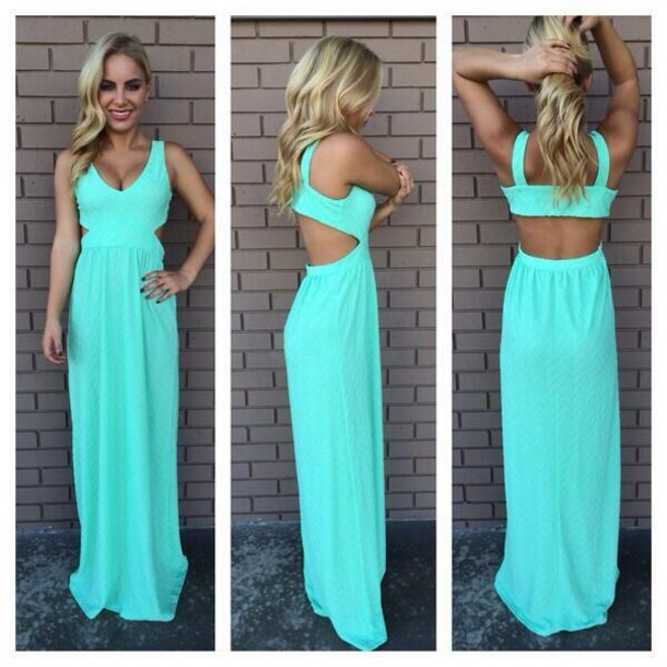 Elegant Long Dresses Cute