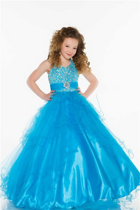 Long Dresses For Small Girls & Always In Fashion For All Occasions