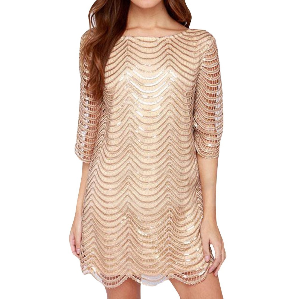 Metallic Dresses Cheap And 10 Great Ideas