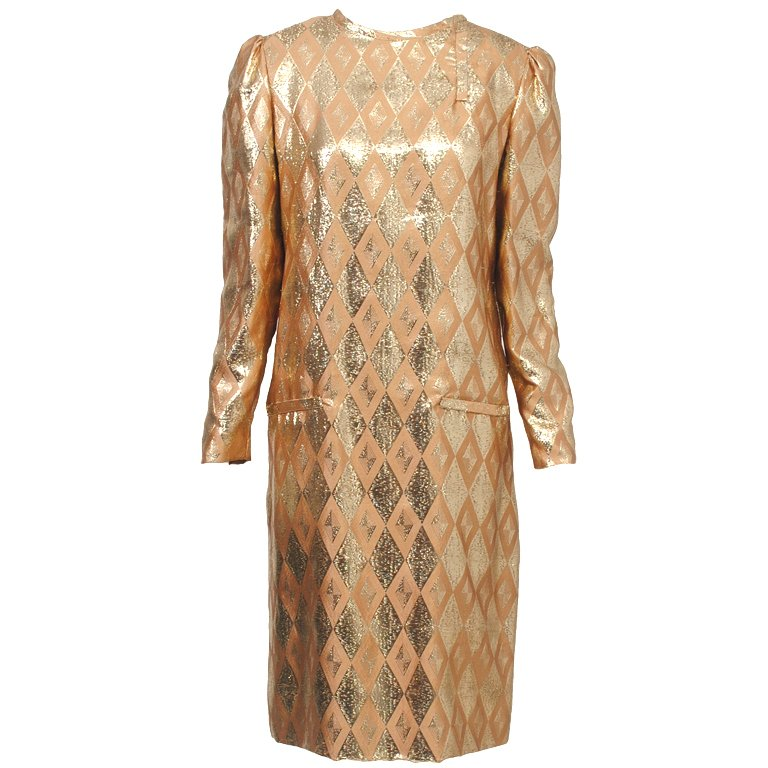 Metallic Dresses For Sale And Fashion Outlet Review