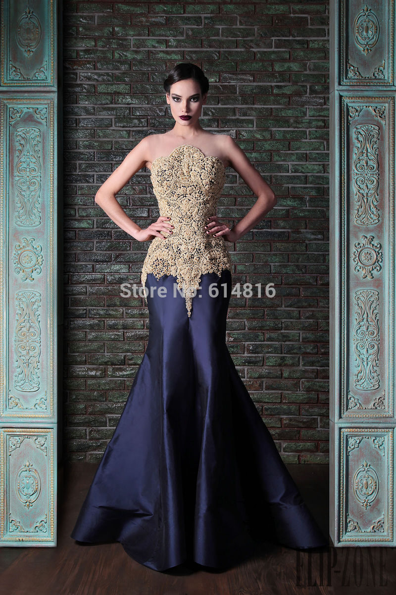 Navy And Gold Lace Dress : Things To Know