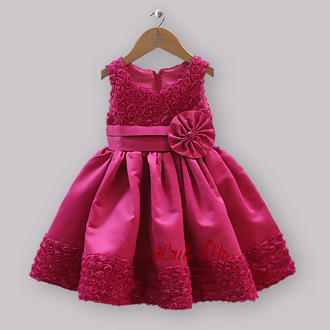 Party Wear Dresses For One Year Baby Girl & 20 Best Ideas ...