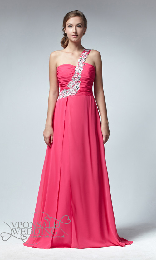 Pink Dress Bridesmaid - Wedding Dress Ideas