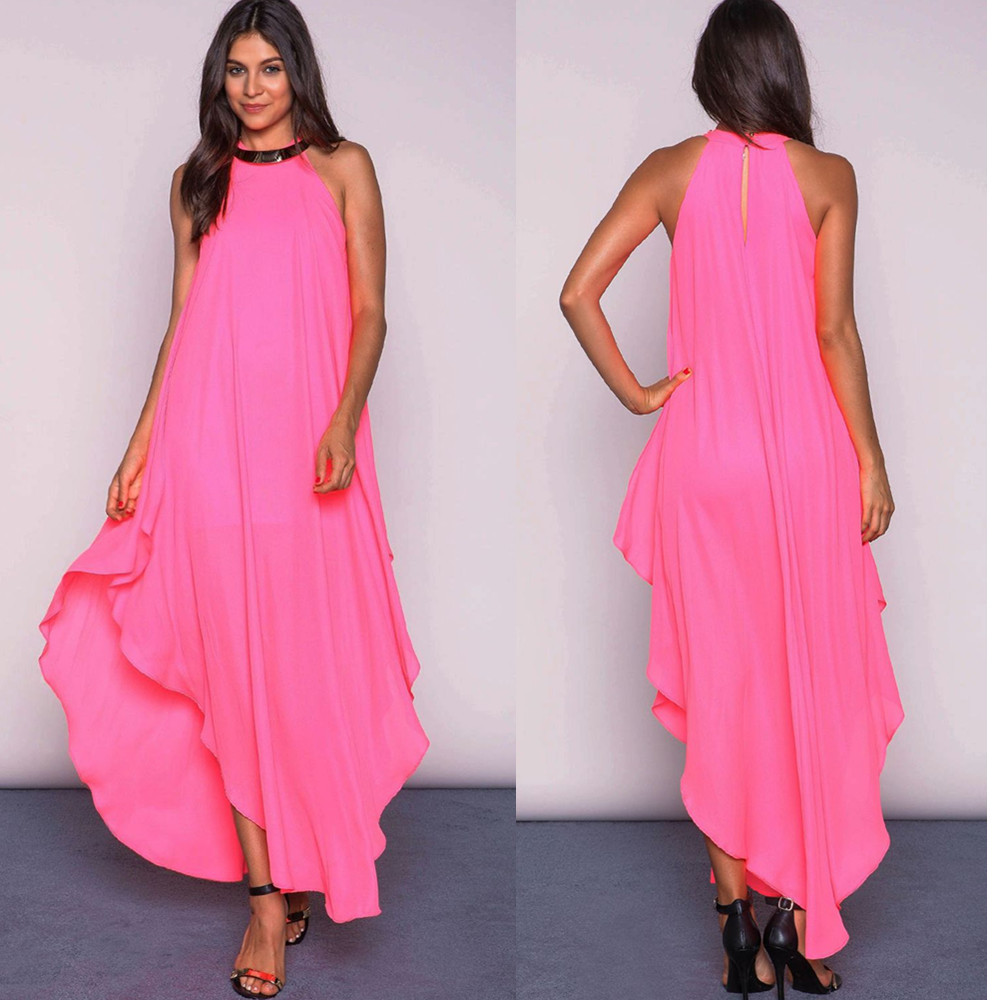 Pink Goddess Dress : Always In Style 2017-2018