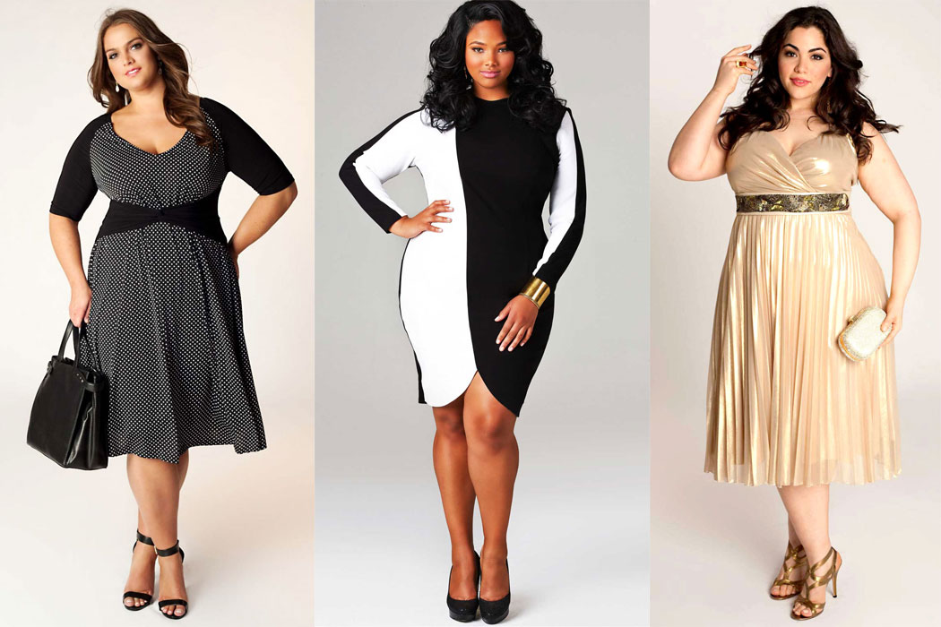 Plus size party dresses - M: plus size dresses party: Clothing- Shoes