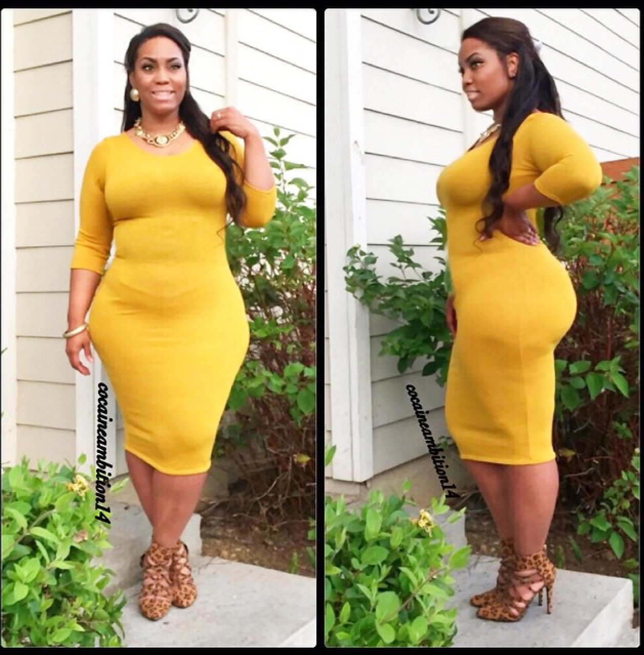 Plus Size Blue Bodycon Dress : Make Your Evening Special ...