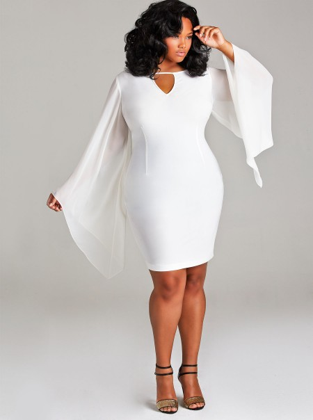 Plus Size Dresses Black And White - Style 2017-2018