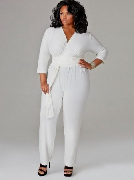 Plus Size Dresses For All White Party : Guide Of Selecting – Always ...