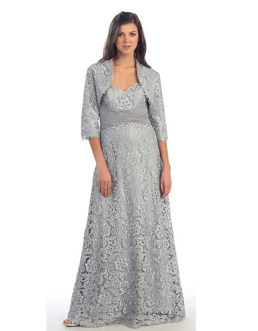 Plus Size Dressy Dresses With Jackets Make Your Life Special