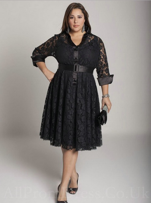 Plus Size Dressy Dresses With Jackets – Make Your Life Special ...