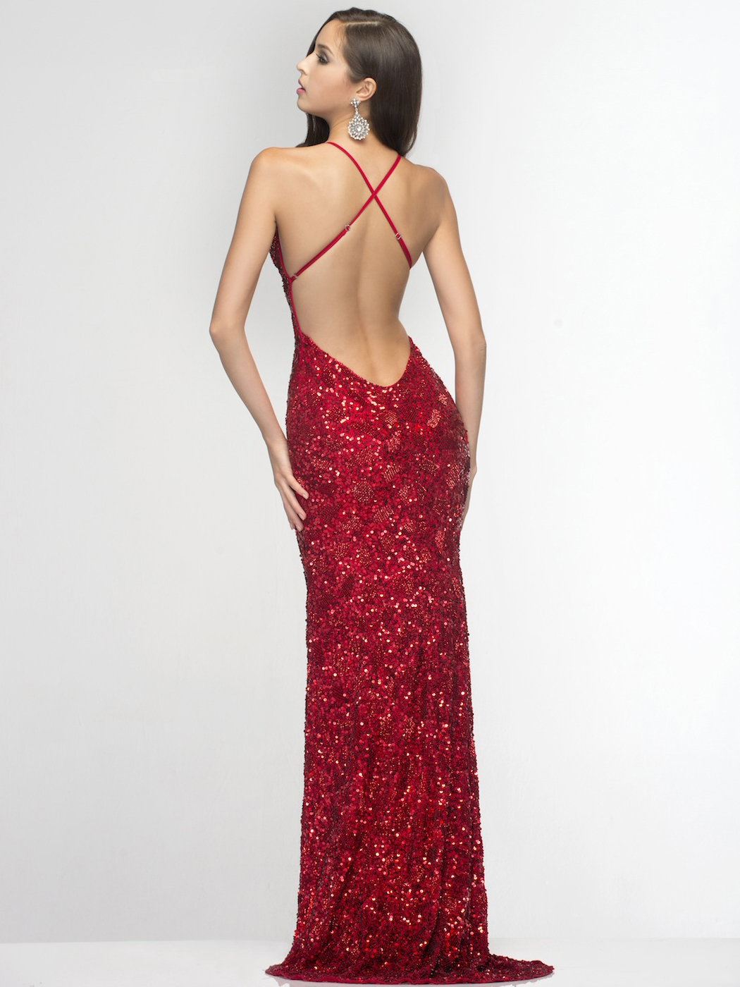 Red Long Sparkly Dress – Review 2017 – Always Fashion
