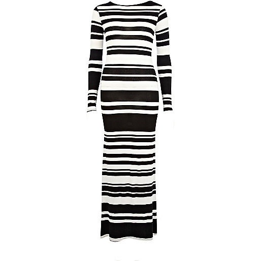 River Island Black Dress Sale And Spring Style