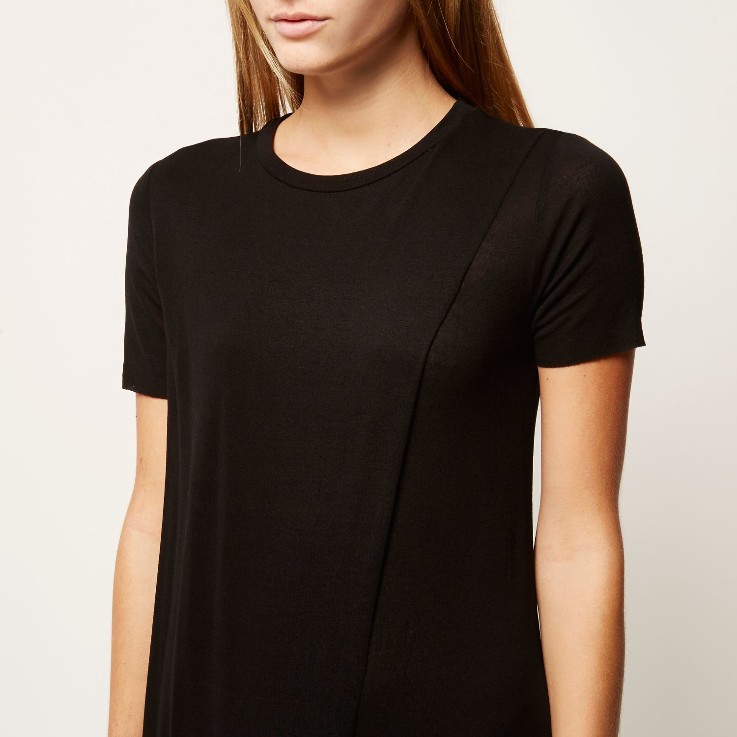 River Island Black Shirt Dress - 20 Great Ideas