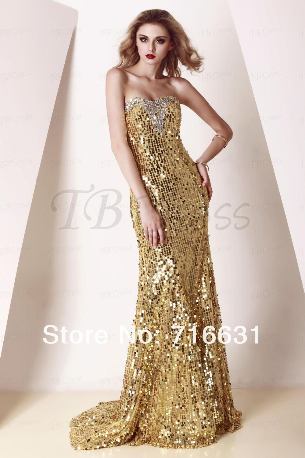 Sequined Gowns Affordable And Fashion Outlet Review