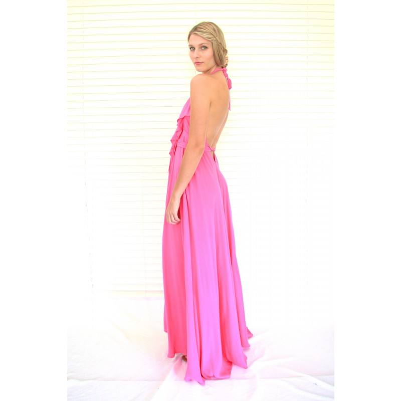 Sexy Backless Maxi Dress & Style 2017-2018