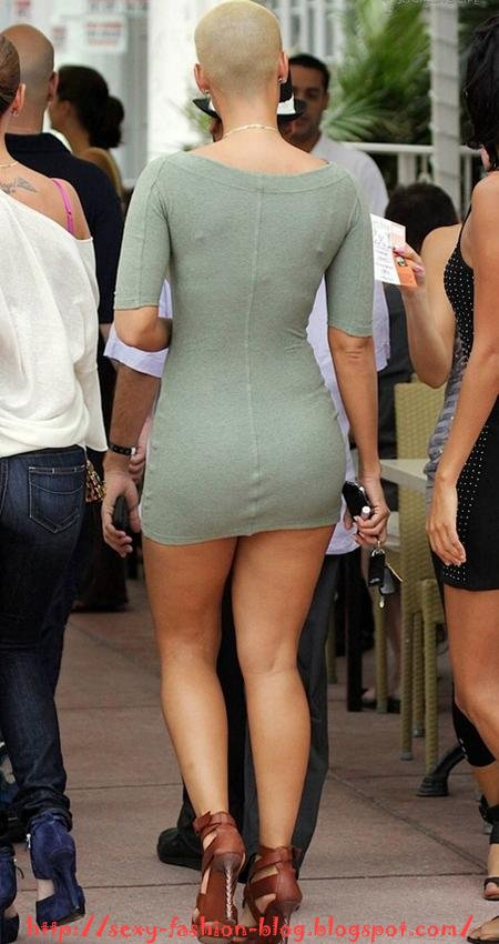 Short Dress Babe And Spring Style