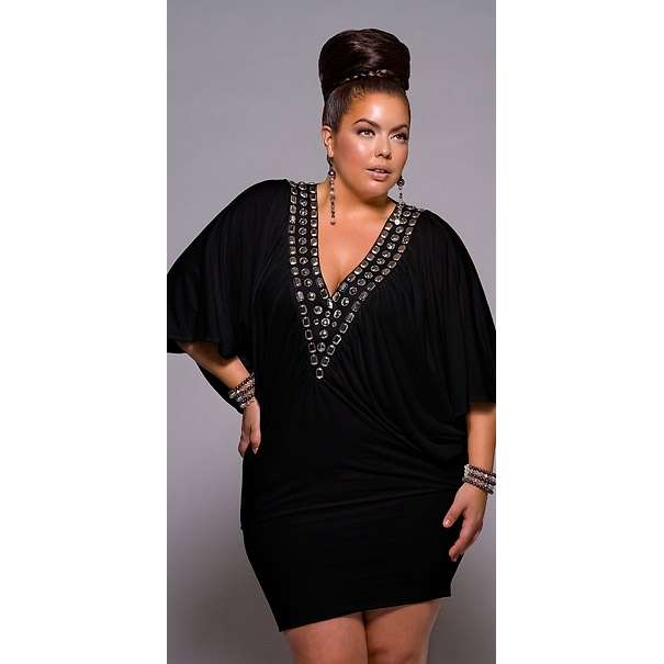 Cute Plus Size Party Dresses Ibovnathandedecker