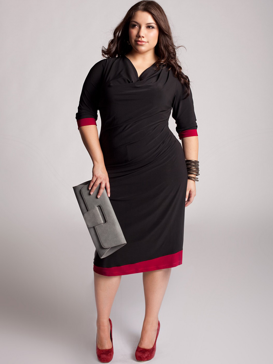 Trendy Plus Size Party Dresses : A Wonderful Start