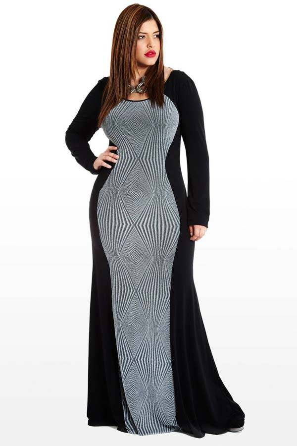 trendy plus size party dresses : a wonderful start – always fashion