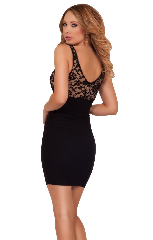 Black Bodycon Sleeveless Dress & Perfect Choices