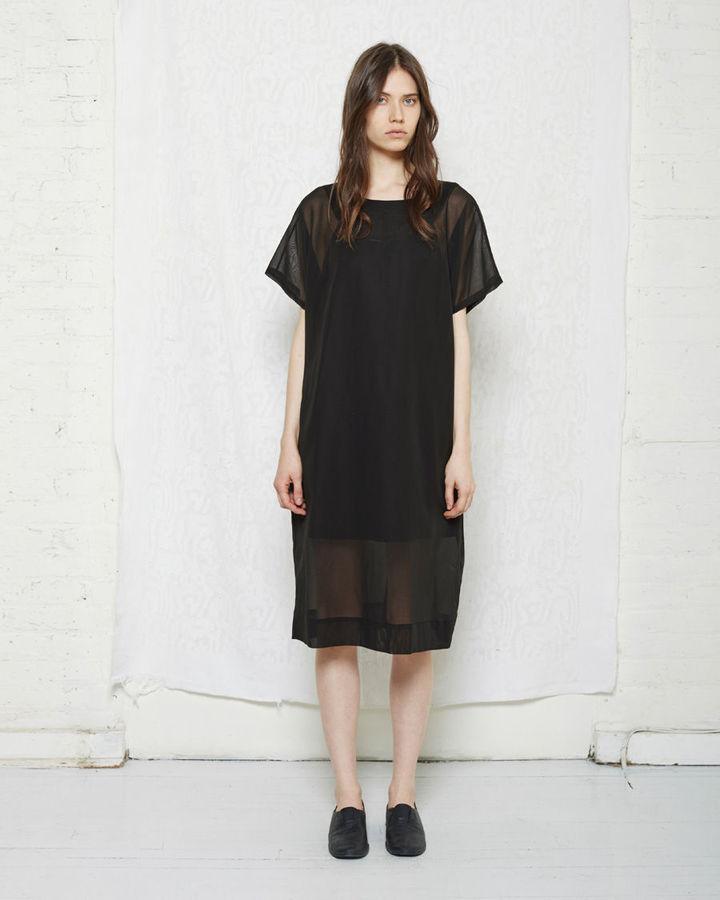 Black Crane Kaftan Dress And Choice 2017