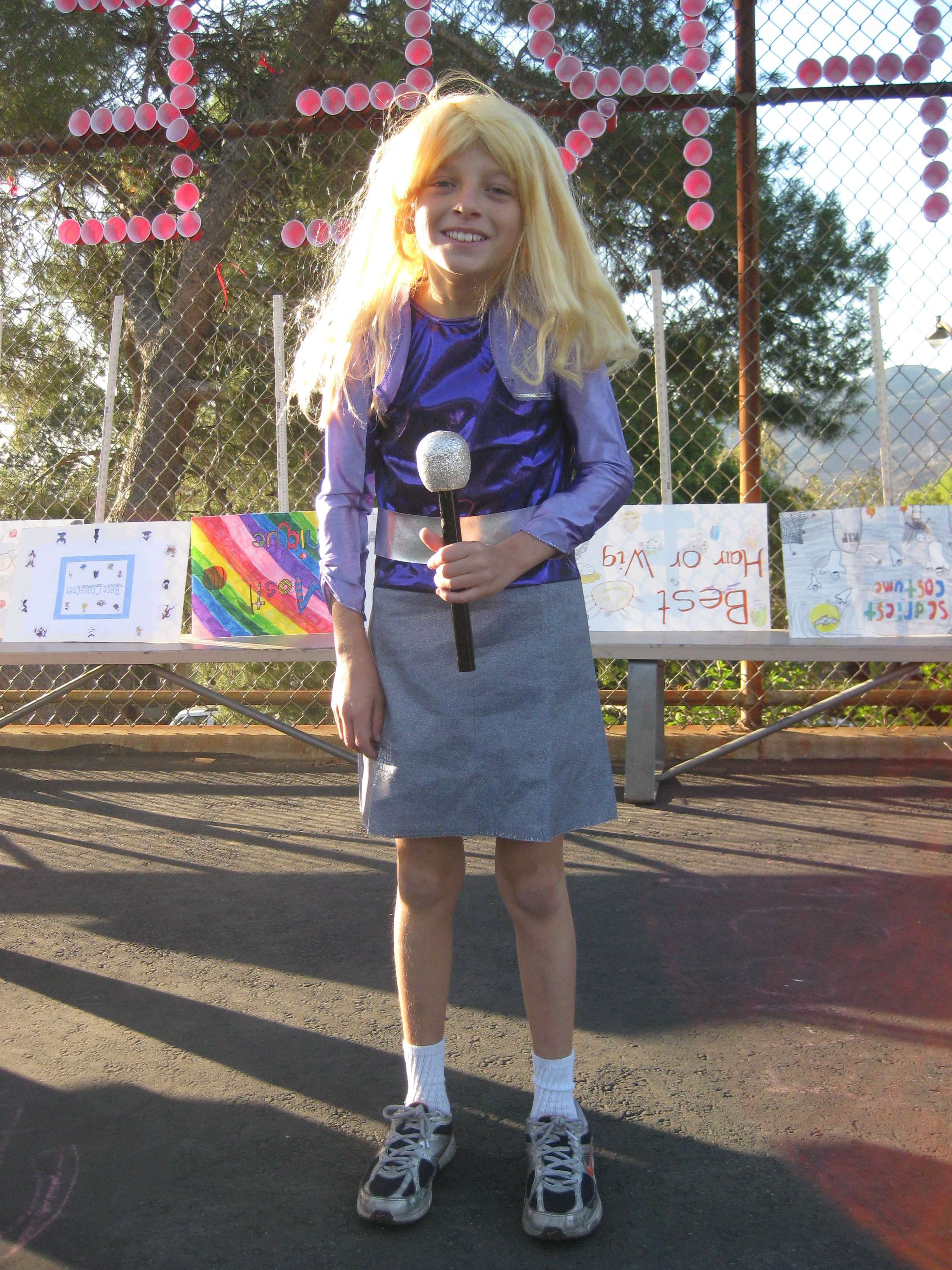 Boy Dressed As A Girl For Summer & The Trend Of The Year