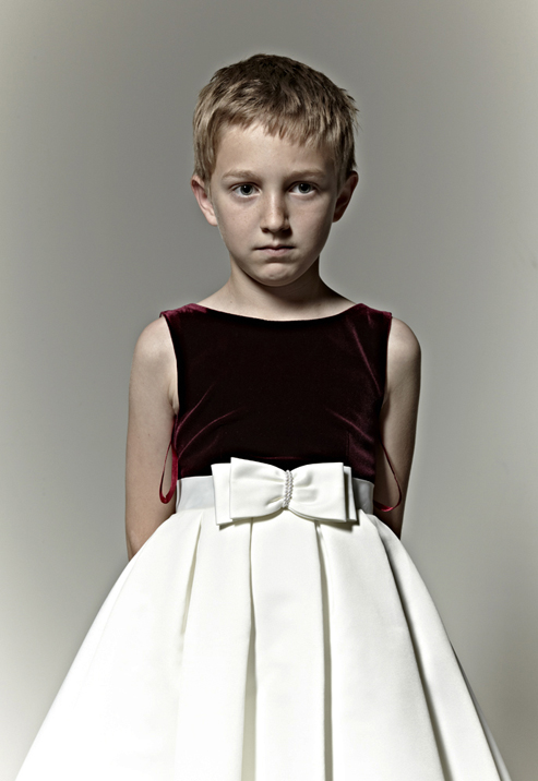 Boy In A Dress And Makeup And 10 Great Ideas
